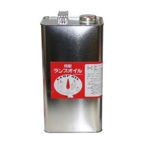 リンデン 特製ランプオイル レギュラー 4liter缶
